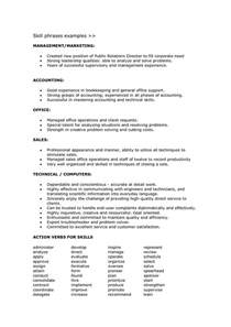 Cover Letter Computer Skills by Sle Skills Section Resume Resume Cv Cover Letter