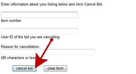 how to retract or cancel a bid on ebay youtube how to cancel a bid on ebay 8 steps with pictures wikihow