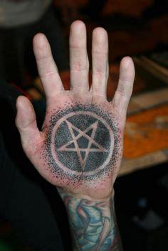 Süße Kleine Tattoos 4622 pentagram on arm beautiful tattoos