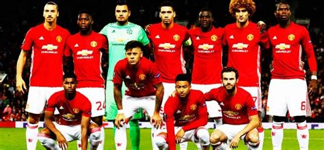 2016 manchester united squad how expensive the manchester united squad is