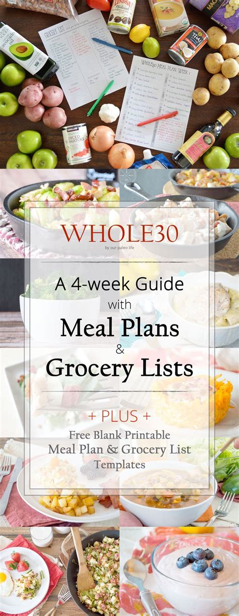 96 best menu images on pinterest kitchens weekly meal plans and
