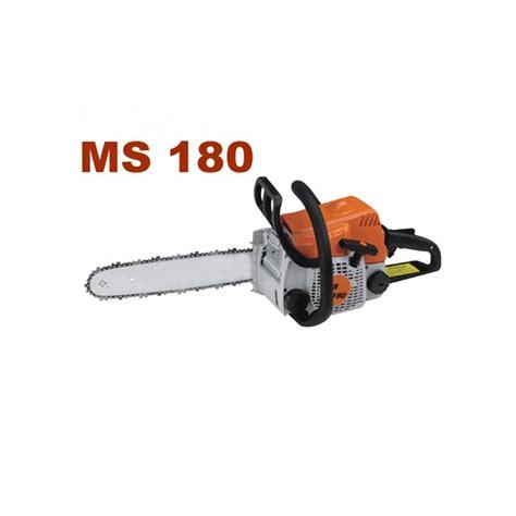 Gergaji Stihl harga jual stihl ms180 mesin gergaji kayu chainsaw 40 cm 16 inch