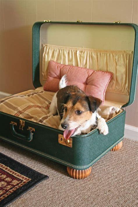 suitcase dog bed best 25 suitcase dog beds ideas on pinterest