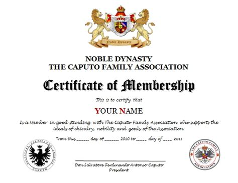 honorary certificate template membership certificate template 1000 ideas about
