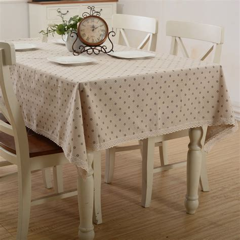 Kitchen Table Cloth Country Style Floral Printed Table Covers Kitchen Dining Table Cloth Covers Ebay