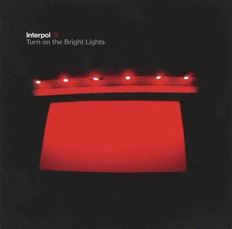 interpol turn on the bright lights essentials listening club week 2 interpol turn on the