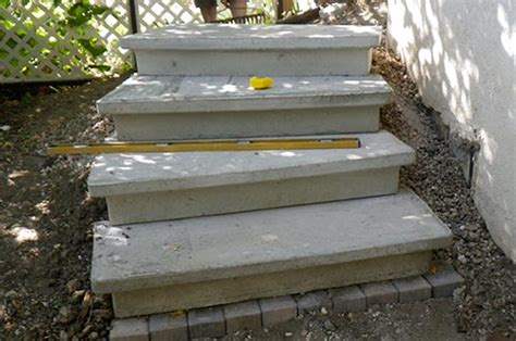 Build Concrete Steps For Your how to build concrete steps be the pro
