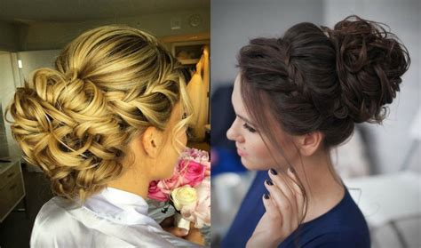 Wedding Hairstyles Updos Braided by Tale Braided Updos 2017 Worthy Styling Hairdrome