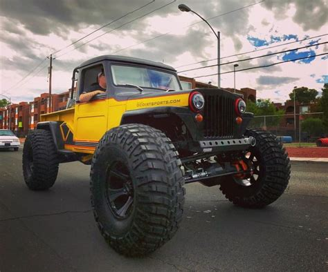 jeep willys truck lifted 109 best willys pickup images on pinterest cars jeep