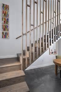 jur 225 nyi l 233 pcs蜻 on railings modern staircase