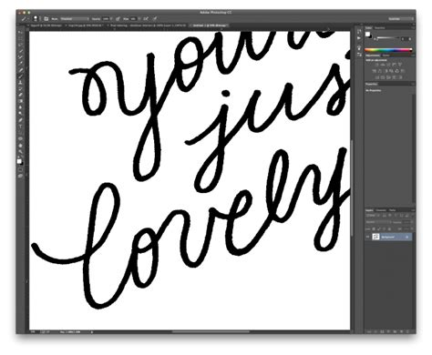 Lettering Sketch Tutorial | hand lettering tutorial from sketch to digital design