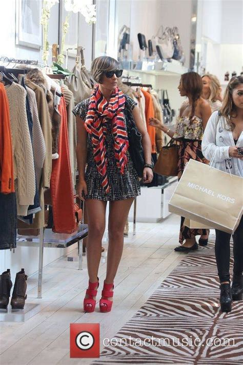 Shopping On Robertson by Frankie Sandford The Saturdays Shopping On Robertson