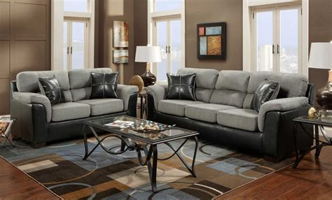 grey sofas in living room black and grey living room furniture ideas glass table