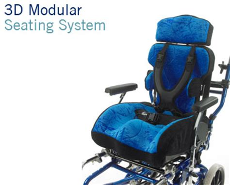 custom moulded  modular wheelchair seating sos