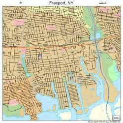 freeport new york map 3627485