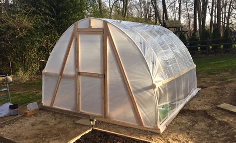 pvc hoop house plans diy greenhouse pvc hoop house polytunnel garden homemade