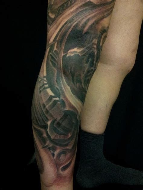tattoo removal west yorkshire bio mech gallery rob s studio bradford west