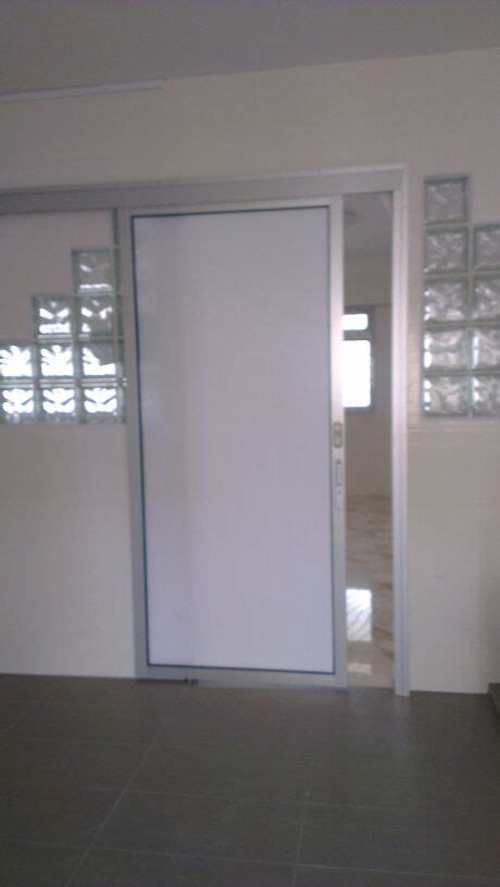 February 2014 Spacedor Marketing Pte Ltd Hanging Sliding Glass Doors