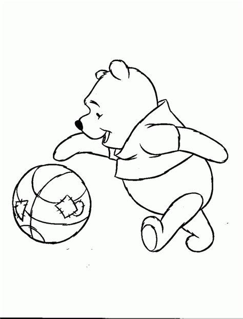 imagenes de winnie the pooh para pintar winnie pooh para colorear pintar e imprimir