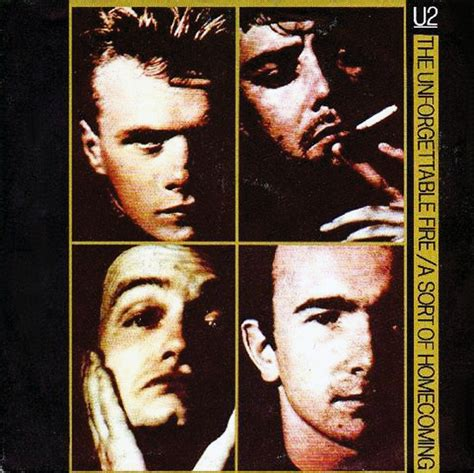 Cd U2 The Unforgettable u2 gt discography gt albums gt the unforgettable single