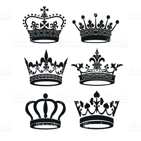 crown vector stock vector art 539011512 istock