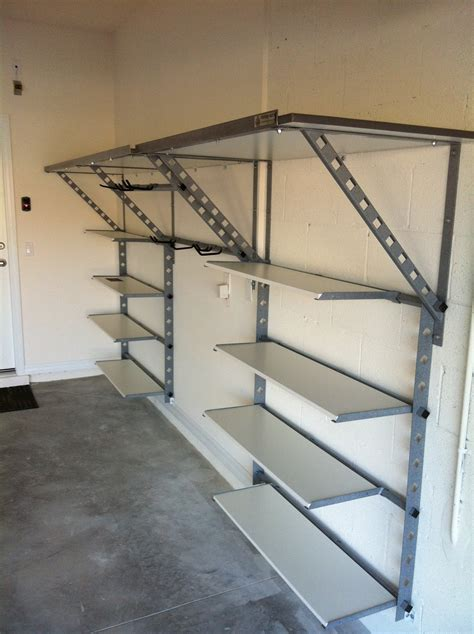 Garage Shelving Installation Treasure Coast Garage Shelving Ideas Gallery Garage Gem