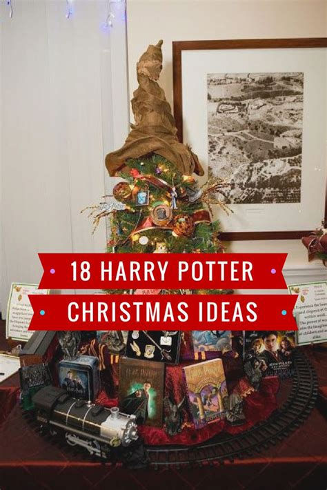 m 225 s de 25 ideas incre 237 bles sobre harry potter christmas