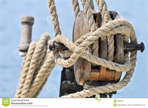 old boat equipment old sailing equipment stock image image of nautical sail
