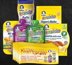 Gerber Sweepstakes - gerber know n grow sweepstakes instant win game life with kathy