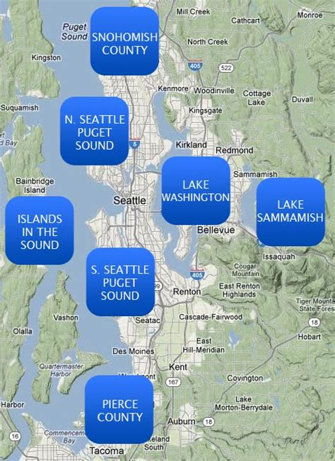 seattle map directions seattlehome seattle waterfront homes for sale