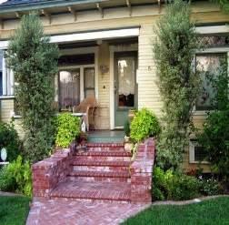 Brick Front Porch Steps Decor To Your Door Inside Front Door At Inside