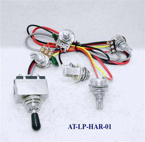 les paul wiring harness 23 wiring diagram images