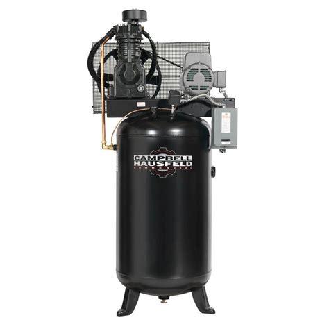 cbell hausfeld 80 gal electric air compressor ce7050