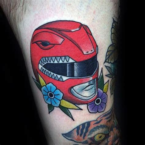 power rangers tattoo 50 power rangers designs for superpower ink ideas