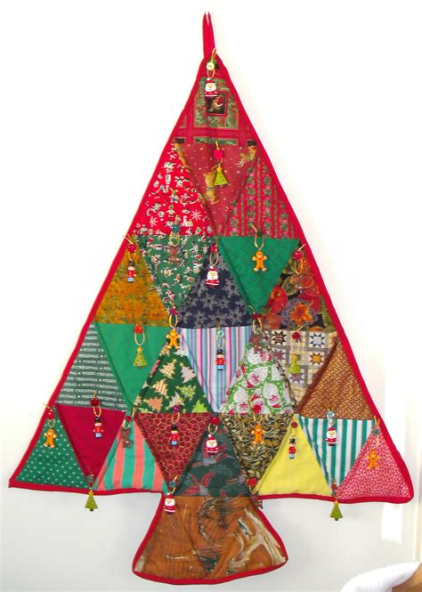 quilted christmas tree sewing projects burdastyle com