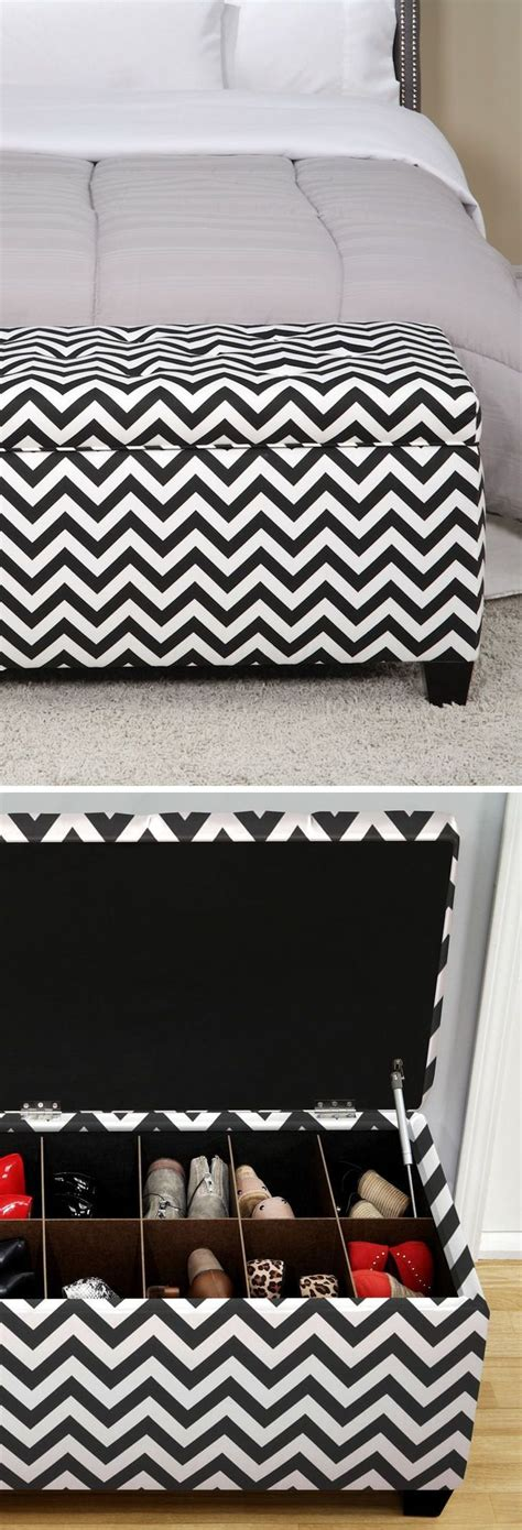 bed storage shoes get your floordrobe back into your wardrobe with these
