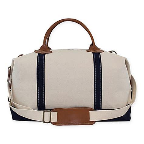 Laris Zada Weekender Bag Navy 1 buy cb station weekender bag in navy from bed bath beyond