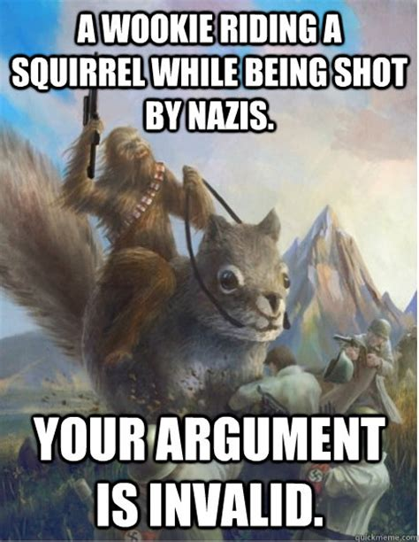 Meme Your Argument Is Invalid - like a boss your argument is invalid meme
