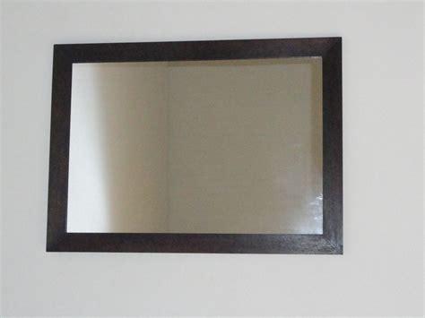 imagenes de marcos minimalistas espejo minimalista con marco de madera s 150 00 en