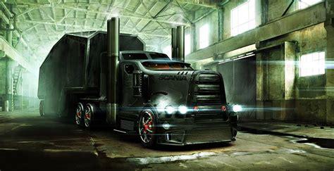 concept semi truck future truck concept semi trucks future