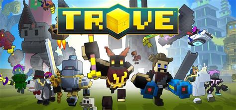 Trove Giveaway - trove beta key giveaway gt gamersbook
