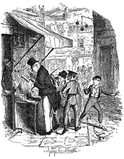 """The Criminology of """"Oliver Twist"""" – Marquette University"""