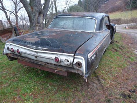 chevy impala bench seat 1962 chevrolet impala 2 door hardtop 409 bench seat car