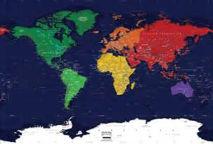 World Continents Map by Pics Photos World Maps Continents Drift World Maps