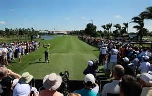 World Golf Chionship Cadillac Leaderboard Golf Photos