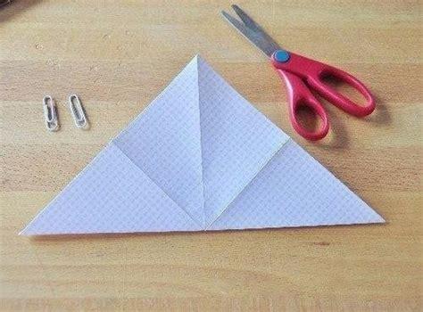How To Make A With A Paper - 3d papiersterne falten anleitung dekoking