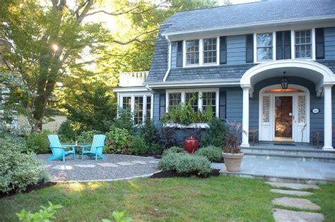 Landscape Design Inc Less Lawn More Garden Traditional Exterior New York