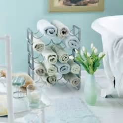 Bathroom towel storage 12 quick creative amp inexpensive ideas