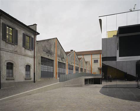 Home And Architectural Trends Magazine the new fondazione prada in milan trendland