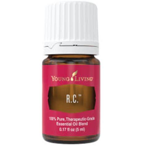 rc essential living essential oils
